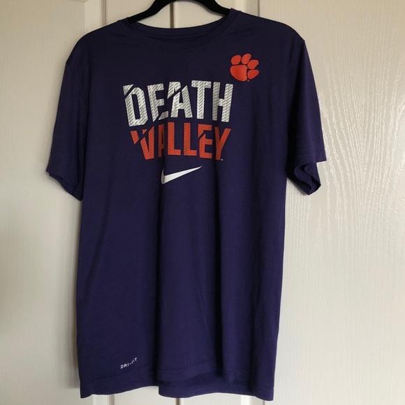 faf193cd Go Tigers! Clemson Death Valley Nike T size L. M_5b5ceb0a81bbc8d8c0ff618a